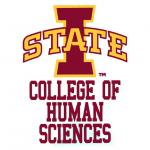 I-State Logo with College of Human Sciences under.  Image care of ISU Alumni Association Store